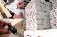 木材の保管・検査